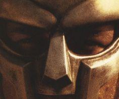 YIMMY'S YAYO™ #metal #old #mf doom #mask