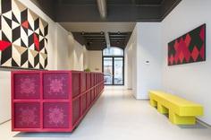 Aldo Cibic, Savona 18 Suites, Milan, 2018 - Domus