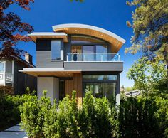 West 8th House is a Smart, Sustainable Home