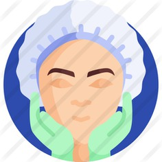 See more icon inspiration related to plastic surgery, healthcare and medical, surgery, client, beauty, treatment, user, face, healthcare and woman on Flaticon.