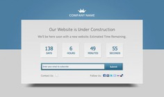Fleepy under construction psd Free Psd. See more inspiration related to Template, Construction, Time, Psd, Templates, Counter and Horizontal on Freepik.