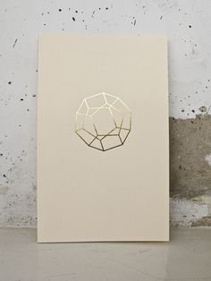 Forms #graphic #paper #gold #forms