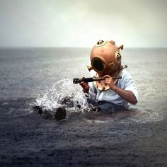 Conceptual and Fine Art Portrait Photography by Nicolas Bruno