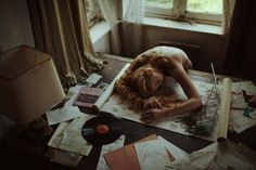 Incredible Natural-Light Female Portraits by Alessio Albi