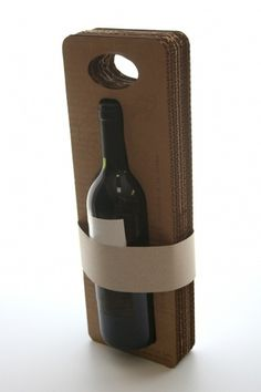 packaging | UQAM | Sylvain Allard #packaging #board #uqam #wine #fidel #lopez