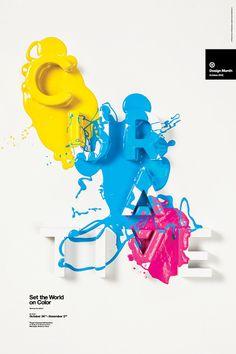 Target Design Month Allan Peters #cmyk #target #poster