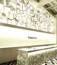 francfranc aoyama by yasumichi morita (3) #installation
