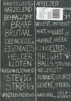 void() #typografie #werkplaats #book