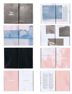 layout #print #layout #booklet