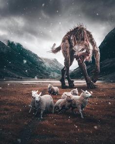 Dreamlike Photo Manipulations by Jeff Kepler