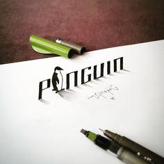Lettering 3D
