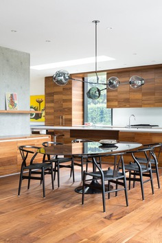dining room / BattersbyHowat Architects