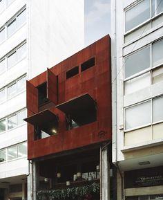 Architecture Photography: Guru Bar / Klab architecture - Guru Bar / Klab architecture (64298) - ArchDaily #architecture