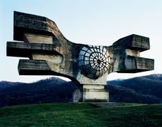 Spomenik, Podgarić #monument