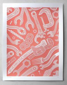 Dan Funderburgh - 12ozProphet #pattern #poster