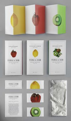 Pieria & Dion Packaging on Behance #packaging #package design #chocolate