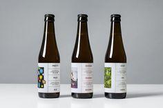O/O Brewing by Lundgren+Lindqvist #packaging #beer #bottle