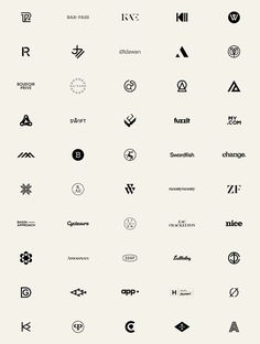 Marques and Logotypes by Socio Design
