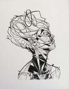 Jewel Jason Thielke #jason #illustration #thielke