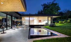 Pagoda House by I/O Architects - #architecture, #house, #home, #decor, #interior, #homedecor,