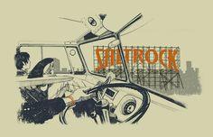 Jessie Douglas Illustration: Saltrock Designs #illustration