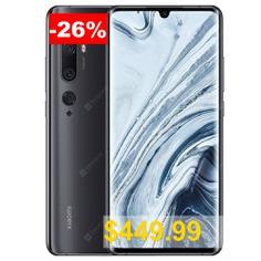 Xiaomi #Mi #Note #10 #(CC9 #Pro) #108MP #Penta #Camera #Phone #Global #Version #- #BLACK