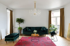 living room, Maly Krasota Design