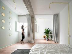 bedroom, Granada / GRX Arquitectos