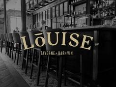Taverne Louise Branding - Mindsparkle Mag #branding