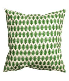 Patterned Cushion Cover, H&M Home