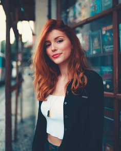 Gorgeous Female Portrait Photography by Luiz Claudio