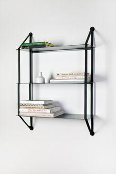 Backpack by Fifti-Fifti #minimalism #furniture #shelving
