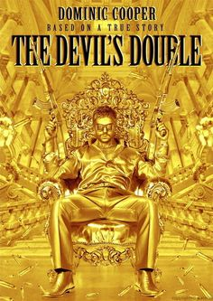devil's double poster - Google Search #gold #movie #poster