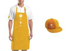 d7f2abcb85202b49e6eeeca4ef7398b5 #offset #apron #popcorn #yellow #angies #simple #hat
