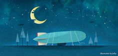 Urban Airship, another happy Owen Jones Partner #illustration
