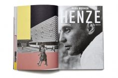 Fons Hickmann M23, Semperoper Dresden, #design #graphic #publication