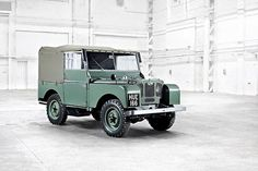 Tumblr #british #old #land #1960s #rover #green