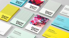 #brand #business #cards #pattern