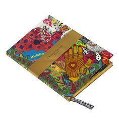 Christian Lacroix Mumbai Notebook #mumbai #lacroix #christian #stationery