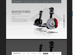 Mar Cubillos | Tradigital Creative #luxurious #interactive #web #design