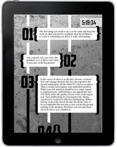 Metropolis city guide app #yonatan #fi #metropolis #sci #tablet #app #numbers #ziv