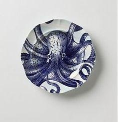 tumblr_llpi8fHV9O1qauj68o1_400.jpg 287×299 pixels #plate #octopus