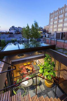 Tribeca Loft by Andrew Franz Architect PLLC #loft #design #architecture