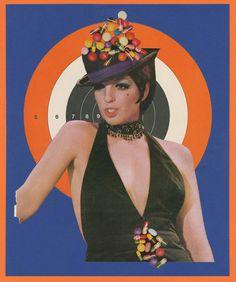 "Saatchi Art Artist Eva Lake; , ""Target No. 1 (Liza)"" #art"