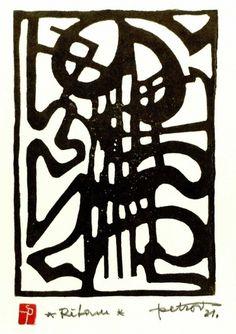 BibliOdyssey: Sedam Linoreza #illustration #artist #art