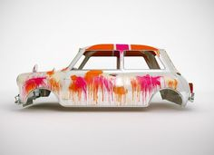 Mini splat #british #splat #painting #mini