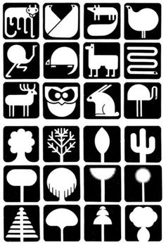 SO MUCH PILEUP #objects #icons #illustration #nature #animals