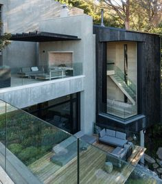 Houthuis House in Cape Town by Slee & co. Architects 1