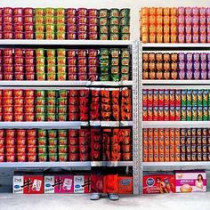 The Real Invisible Man by Liu Bolin » Creative Photography Blog #photography