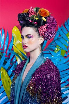 Vibrant Fashion Photography by Fernando Rodriguez